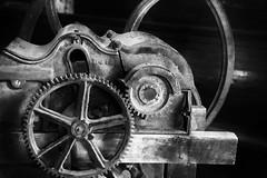 Gears (sibnet2000) Tags: palouse wheat drylandwheat mill flourmill museum washington easternwashington pomeroy pomeroywa pataha patahamill patahaflourmill