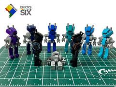 Bluesy Bots