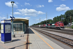 A long long way from home (Robby Gragg) Tags: fxe es44ac 4643 fridley