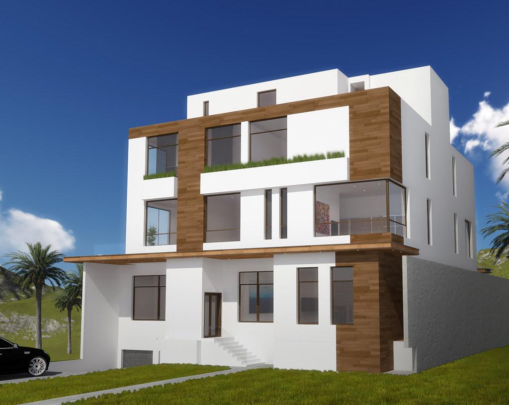Villa Design Kuwait - Home Decor Wallpaper