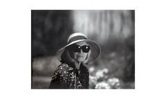 (WOGO*) Tags: aero ektar 178mm graflex super d polaroroid 665 instant film portrait
