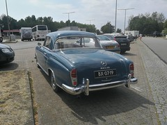 BX-07-19 1960 Mercedes Benz 220 SE (Skitmeister) Tags: bx0719 1960 mercedes benz 220 se