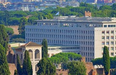 FAO - Building B, Roma, ITALY (brun@x - Africa Wildlife) Tags: 2019 brunoportier bruno portier italy italia italie rome roma fao