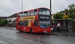 VW1385 Metroline (KLTP17) Tags: vw1385 metroline wrightbus gemini london 81 colnbrook lk62dsv