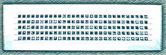Slides (Steve Taylor (Photography)) Tags: slides digitalart art black blue white uk gb england greatbritain unitedkingdom london pattern tatemodern