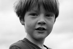 (Pea Jay How) Tags: head blackandwhite bw monochrome mono family boy children child face portrait