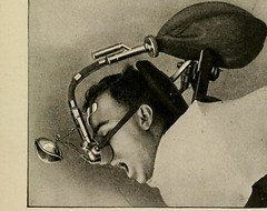 This image is taken from Lectures on general anaesthetics in dentistry : advocating painless dental operations by the use of nitrous oxid, nitrous oxid and oxygen, chloroform, ether, ethyl chloride and somnoform (Medical Heritage Library, Inc.) Tags: anesthesia general dental nitrous oxide columbialongmhl medicalheritagelibrary columbiauniversitylibraries americana date1912 idlecturesongenera1912defo