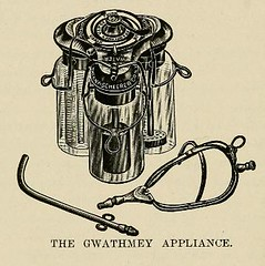 This image is taken from Page 160 of Lectures on general anaesthetics in dentistry : advocating painless dental operations by the use of nitrous oxid, nitrous oxid and oxygen, chloroform, ether, ethyl chloride and somnoform (Medical Heritage Library, Inc.) Tags: anesthesia general dental nitrous oxide columbialongmhl medicalheritagelibrary columbiauniversitylibraries americana date1912 idlecturesongenera1912defo