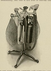 This image is taken from Page 109 of Lectures on general anaesthetics in dentistry : advocating painless dental operations by the use of nitrous oxid, nitrous oxid and oxygen, chloroform, ether, ethyl chloride and somnoform (Medical Heritage Library, Inc.) Tags: anesthesia general dental nitrous oxide columbialongmhl medicalheritagelibrary columbiauniversitylibraries americana date1912 idlecturesongenera1912defo