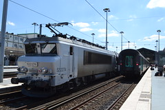 SNCF 22274 (Will Swain) Tags: uk travel england paris english station june train europe gare britain transport rail railway trains du class vehicles transportation vehicle railways nord 22nd 2019 sncf 22274