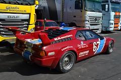 BMW M1 - 1978 (SASSAchris) Tags: bmw m1 10000 tours castellet circuit ricard voiture allemande bavière munich httt htttcircuitpaulricard htttcircuitducastellet endurance
