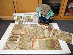 Glostershur... where I lives! (pefkosmad) Tags: jigsaw puzzle hobby leisure pastime 1000pieces used secondhand complete tedricstudmuffin teddy ted bear animal toy cute cuddly plush fluffy soft stuffed