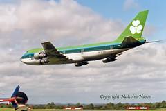 B747 EI-BED AER LINGUS (shanairpic) Tags: jetairliner passengerjet b747 boeing747 jumbojet baldonnel casement airspectaculat airshow airdisplay arelingus irish eibed