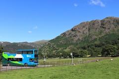 Borrowdale (peagreenbus) Tags: lk51fmu dennistrident alexanderalx400 stagecoachnorthwest