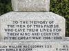 DSCN8877 Windlesham war memorial, Windlesham Surrey (Skillsbus) Tags: thomascrane queens royalwestsurrey windlesham ypres ieper geluveld zonnebeke cwgc railwaychateau cemetery 1914