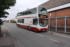 Compass Bus 6101 - LJ05 BNK (Bristol MW Driver) Tags: compassbus littlehampton 6101 lj05bnk