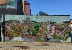 HUR (Nøstet July 2019) (svennevenn) Tags: hur eirikfalckner graffiti gatekunst streetart bergengraffiti