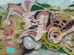 HUR (Nøstet July 2019) (detail) (svennevenn) Tags: hur eirikfalckner graffiti gatekunst streetart bergengraffiti