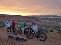 2019-07-29 eBike Sunset