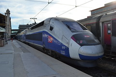 SNCF TGV 810 (Will Swain) Tags: gare de marseille saint charles 22nd june 2019 france french transport travel europe train trains rail railways railway fr continent eu station paca provance alpes côte dazur sncf tgv 810