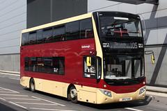 Volvo B5TL MCV Evoseti (DennisDartSLF) Tags: hull bus volvo b5tl mcv evoseti 804 eastyorkshire bf67ghg