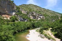 Canyon des Gorges du Tarn IMG_9144 ([JM] photographie) Tags: paysage landscape rivière gorges lozère occitanie canyon montagne falaises