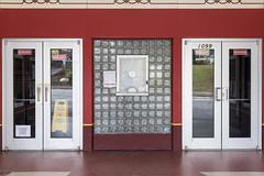 Variety Playhouse Entrance-way and Ticket Window (DayBreak.Images) Tags: urban city atlanta georgia l5p varietyplayhouse canondslr canoneflens lightroom