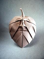 Mask 3 - Fynn Jackson (Rui.Roda) Tags: origami papiroflexia papierfalten masque mascara mask 3 fynn jackson