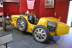 Bugatti Type 35 B 1929 (Monde-Auto Passion Photos) Tags: voiture vehicule auto automobile bugatti type35 jaune yellow ancienne classique rare rareté collection légende sportive vente enchère osenat france fontainebleau