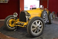 Bugatti Type 35 B 1929 (Monde-Auto Passion Photos) Tags: voiture vehicule auto automobile bugatti type35 yellow jaune ancienne classique rare rareté collection vente enchère fontainebleau france