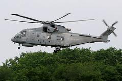 Westland EH-101 Merlin HM 2 ZH847 (Intruder21) Tags: westland eh101 merlin navy mont de marsan