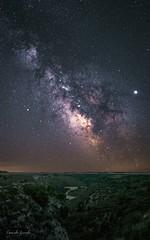 Milky Way (Fernando Guirado) Tags: tracking 2019 vialactea landscape nightscape olympus milkyway em1mk2 1240pro staradventurer em1ii