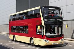 Volvo B5TL MCV Evoseti (DennisDartSLF) Tags: hull bus volvo b5tl mcv evoseti 798 eastyorkshire bp66vla