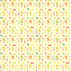 Seamless print animals pattern on light orange (Hebstreits) Tags: african animal art baby babyrhino backdrop background beautiful blue boy cartoon child childelephant children color colorful cute decoration design drawing elephant fabric funny giraffe gorilla graphic happy illustration isolated jungle kid light monkey nature orange pattern print rhino safari seamless stye textile texture vector wallpaper white wild wildlife zoo