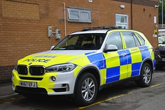 WX67 EFJ (S11 AUN) Tags: avon somerset police bmw x5 xdrive30d anpr traffic car rpu roads policing unit 999 emergency vehicle triforce wx67efj
