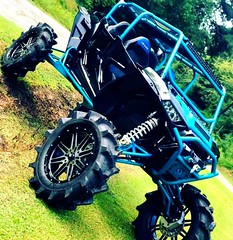 Rzr 1000 CATVOS portal  proof plus 2 forward control arms www.catvos.net (CATVOS) Tags: catvos canam x3 customatv utv lift maverick polaris rzr ranger bkt tires customatvofshreveport portals
