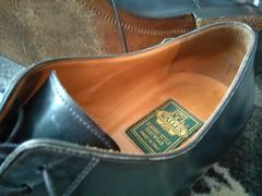 Hotel shoe play 24 (Adam11051983) Tags: blue captoes dress footwear formal lace leather men mens shoe shoes