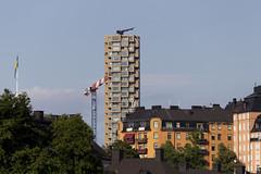 Scyscraper (Steffe) Tags: scyscraper norratornen stockholm sweden oma oscarproperties architecture östratornet norrastation hagastaden torsgatan vasastaden canon6
