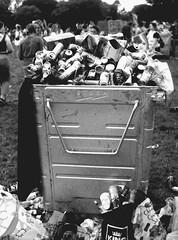 Trash (robertwaynelester) Tags: trash bin pride cans tins drink waste recycling
