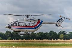 Meravo Helicopters D-HAUN (U. Heinze) Tags: haj hannoverlangenhagenairporthaj hubschrauber helicopter aircraft aviation eddv nikon d610 nikon28300mm