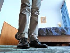 Hotel shoe play 6 (Adam11051983) Tags: blue captoes dress feet foot footwear formal lace leather men mens shoe shoes