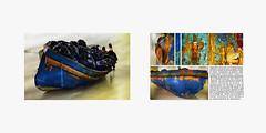 Espoir (Chocolatine photos) Tags: espoir bateau scrap bleu blanc coloré photo makemesmile lumière lille tripostal texture nikon flickr