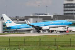 PH-BCK - 2019 build Boeing B737-800, departing from Runway 05L at Manchester (egcc) Tags: 62580 7512 amsterdamalbatross b737 b737800 b737ng boeing ck330 egcc kl klm lightroom man manchester phbck ringway royaldutchairlines skyteam theflyingdutchman