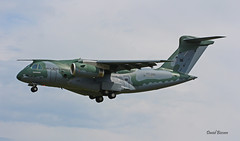Embraer KC-390 ~ PT-ZNX  Brasilian air force (Aero.passion DBC-1) Tags: 2019 salon du bourget paris airshow dbc1 david biscove aeropassion avion aircraft aviation plane meeting embraer kc390 ~ ptznx brasilian air force