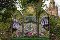 Bonsall Well Dressing 2019 (little mester.) Tags: welldressing welldressing2019 bonsall derbyshire derbyshirepeakdistrict derbyshiretradition