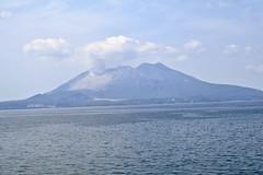 Sakurajima (Bakuman3188) Tags: sakurajima kagoshima japan sea meer wasser water blue blau nature natur landscape landschaft 桜島 鹿児島 日本 海 水 青 自然 風景 vulkan vulcano 火山 canon eos 80d