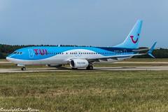 TUIfly D-ATYJ (U. Heinze) Tags: aircraft airlines airways airplane flugzeug planespotting plane nikon d610 nikon28300mm haj hannoverlangenhagenairporthaj eddv