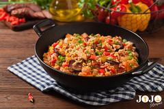 Jambalaya Recipe (jojorecipes) Tags: food cooking dinner yummy cook tasty recipes jambalaya creolefood foodideas easydinners jojorecipes