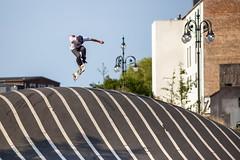 Impossible (Mental Shutter) Tags: copenhagen denmark nørrebro københavn skate skateboarding spot park superkilen skateboard