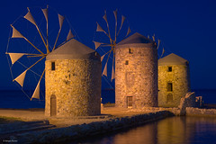 _DSC6070AS (Giorgos Boutos) Tags: mylarakia chios greece windmill nikon 50mm longexposure